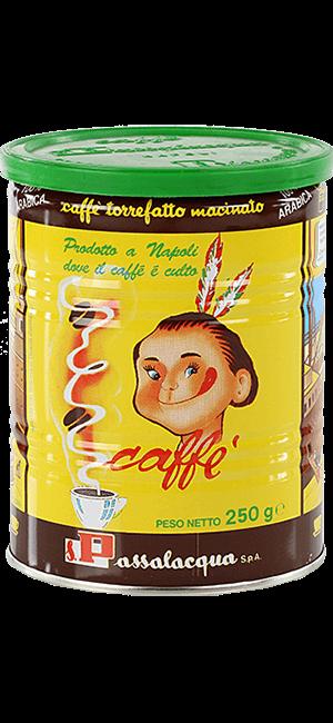 Passalacqua Mekico 250g gemahlen Dose