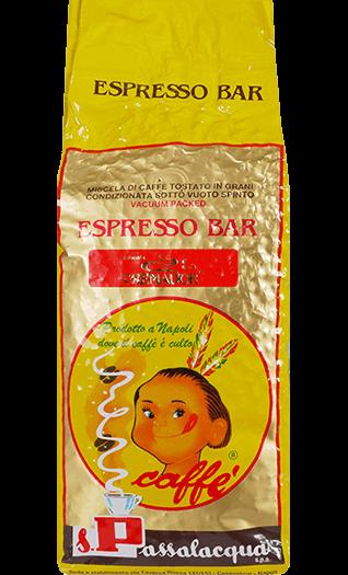 Passalacqua Kaffee Espresso Cremador Bohnen 1kg