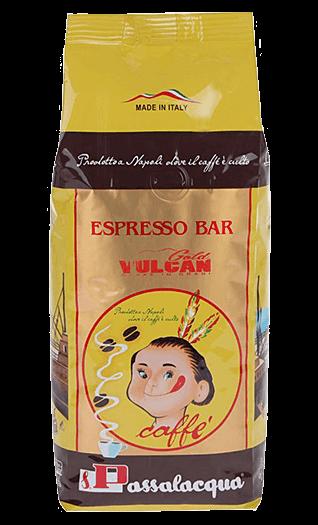 Passalacqua Kaffee Espresso Gold Vulcan 500g Bohnen