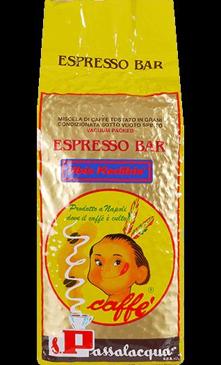 Passalacqua Kaffee Espresso Ibis Redibis Bohnen 1kg