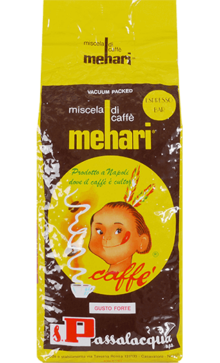 Passalacqua Kaffee Espresso Mehari Bohnen 1kg