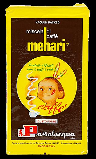 Passalacqua Kaffee Espresso 250g gemahlen