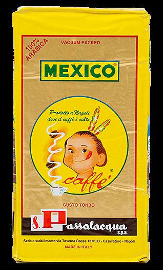 Passalacqua Kaffee Espresso Mexico 250g gemahlen