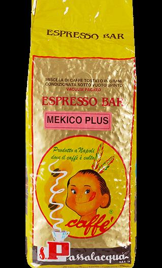Passalacqua Mekico Plus 1000g Bohnen
