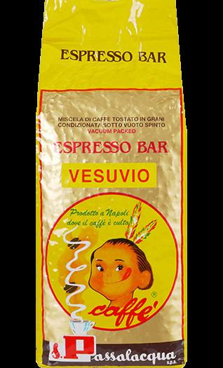 Passalacqua Kaffee Espresso Vesuvio Bohnen 1kg