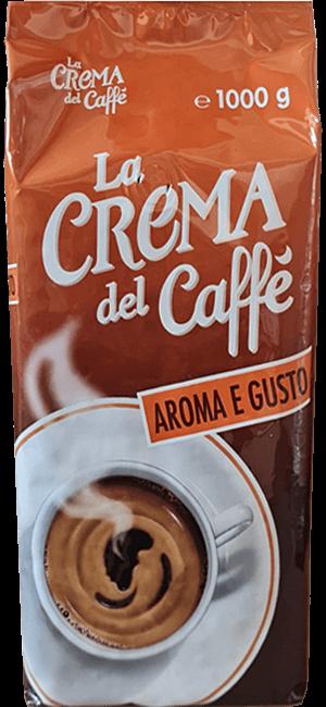 Pellini La Crema del Caffe 1kg Bohnen