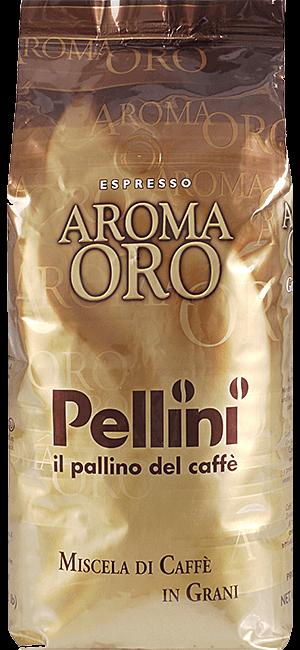 Pellini Aroma Oro Intenso 1kg Bohnen