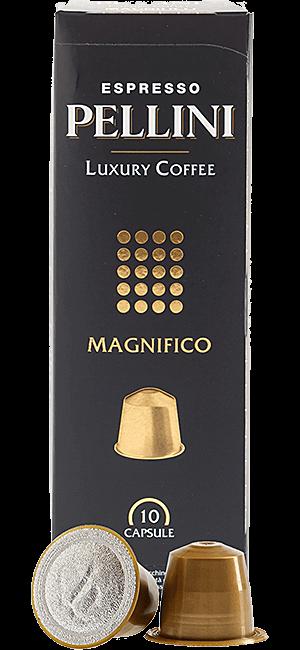 Pellini Magnifico Kapseln 10 Stück