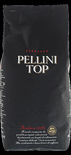 Pellini Top 100% Arabica 1kg Bohnen