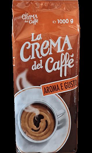 Pellini Kaffee Espresso La Crema del Caffe 1kg Bohnen