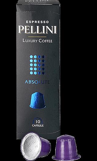 Pellini Absolute Nespresso® kompatibel 10 Kapseln