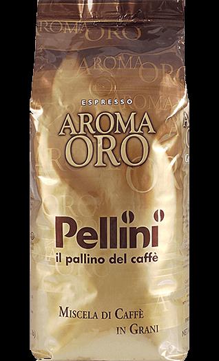 Pellini Espresso Aroma Oro Intenso Bohnen 1kg