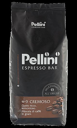 Pellini N° 9 Cremoso Bohnen 1kg