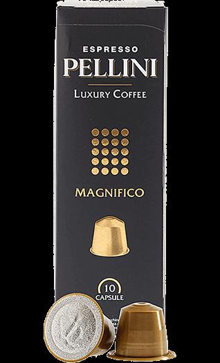 Pellini Espresso Magnifico Kapseln 10 Stück