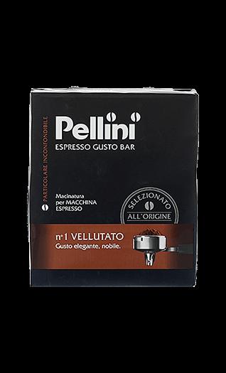 Pellini N°1 Vellutato gemahlen 500g