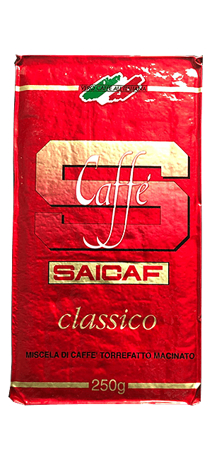 Saicaf Classico 250g gemahlen