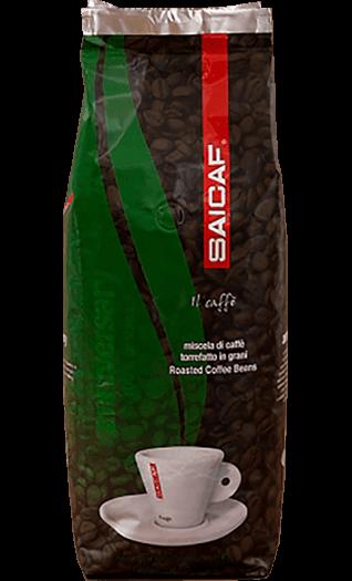 Saicaf Kaffee Espresso Anniversary Green Bohnen 1kg
