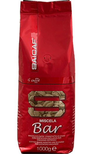 Saicaf Espresso Miscela Bar Bohnen 1kg
