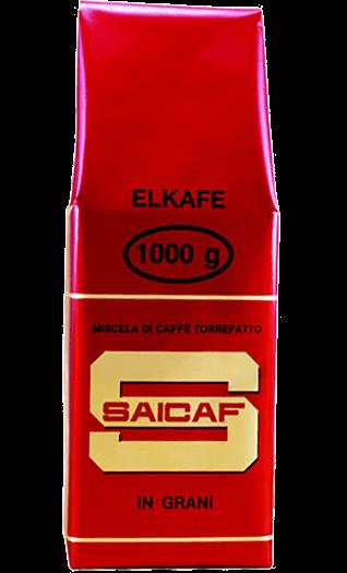 Saicaf Caffe Elkafe Bohnen 1kg