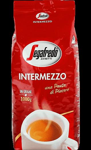 Segafredo Espresso Intermezzo Bohnen 1kg