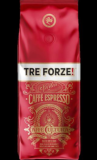 Tre Forze! Kaffee Bohnen 1kg