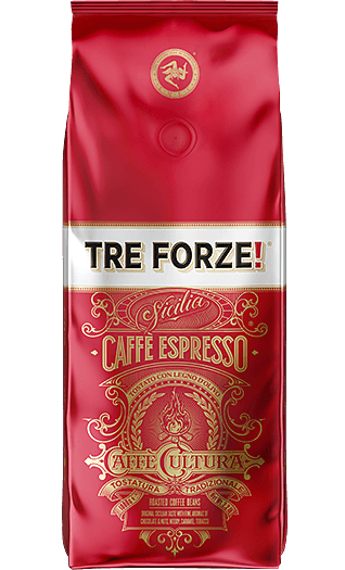 Tre Forze! Espresso Bohnen 1kg