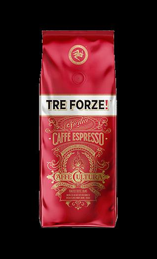 Tre Forze! Kaffee gemahlen 250g