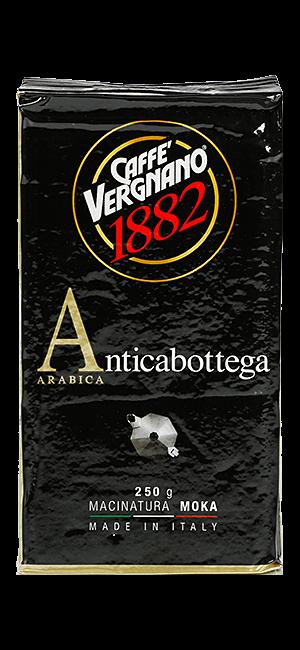 Vergnano Antica Bottega 250g gemahlen
