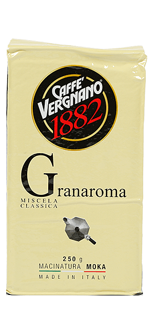 Vergnano Gran Aroma 250g gemahlen