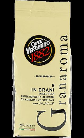 Vergnano Kaffee Espresso Gran Aroma Bohnen 1kg
