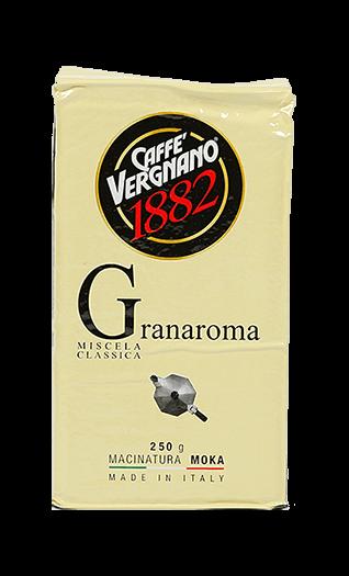 Vergnano Caffe Gran Aroma gemahlen 250g