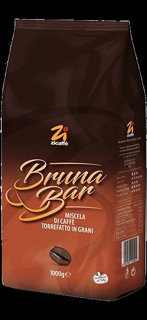 Zicaffe Linea Bruna 1kg Bohnen