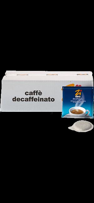 Zicaffe Decaffeinato E.S.E. Pads 50 Stück