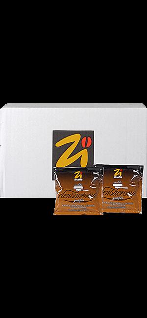 Zicaffe Densacrema gusto fine E.S.E. Pads 100 Stück