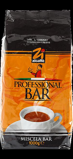 Zicaffe Professional Bar 1kg Bohnen