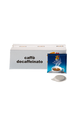 Zicaffe Kaffee Decaffeinato Pads 50 Stück