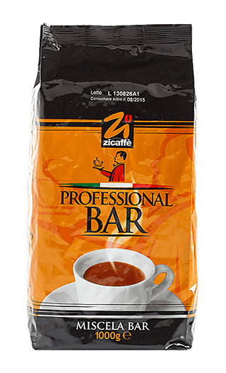 Zicaffe Kaffee Espresso Professional Bar 1000g Bohnen